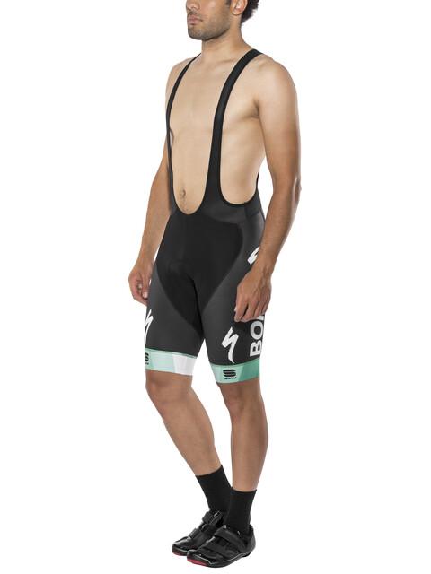 Sportful Bodyfit Classic Bibshorts Men Team Bora-HG black